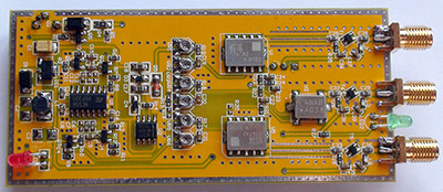gsm jammer pcb