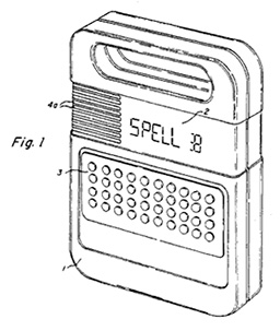 Speak and spell diagram